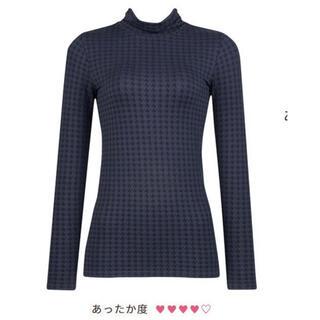 Wacoal - ワコール スゴ衣 あったかTシャツ ハイネック M アウタータイプ 新品