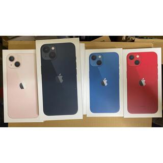 Apple - apple iPhone 13 256gb *7 simフリー版