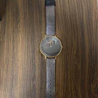 スカーゲン(SKAGEN)のSKAGEN 腕時計 レディース グレー(腕時計)