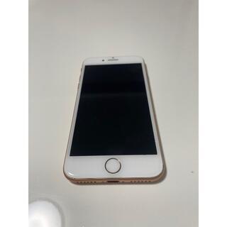 [超美品] iPhone8 / 64GB / ゴールド [SIMフリー]