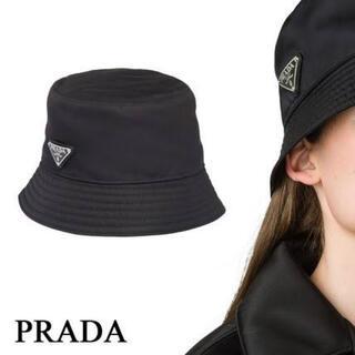PRADA - PRADA ナイロン バケットハット