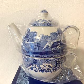 ウェッジウッド(WEDGWOOD)のスポード ティーフォーワン spode TEA FOR ONE(食器)