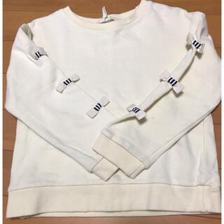 サマンサモスモス(SM2)のトレーナー(Tシャツ/カットソー)