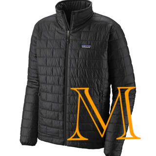 patagonia - パタゴニア 新品未使用ナノパフジャケット クラシック ブラック M