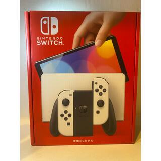 Nintendo Switch - Nintendo Switch 有機el本体 ホワイト 新品