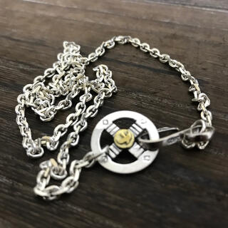 goro's - silver925 イーグルフック ホイール シルバーチェーン