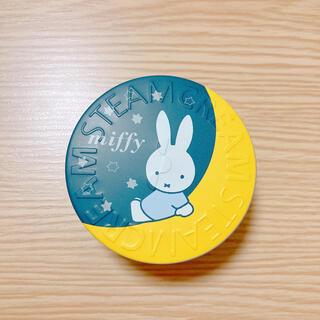 スチームクリーム(STEAM CREAM)の新品未使用 ミッフィー スチームクリーム 限定デザイン缶 お月様 限定デザイン(ボディクリーム)
