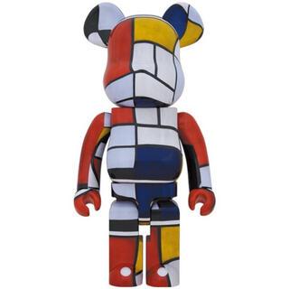 MEDICOM TOY - BE@RBRICK × Piet Mondrian 合計3体セット