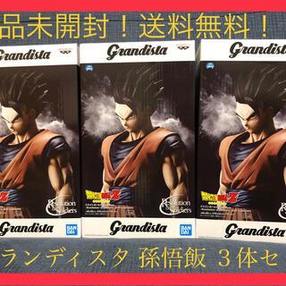バンダイ(BANDAI)のドラゴンボールZ    グランディスタ 孫悟飯 フィギュア  (フィギュア)
