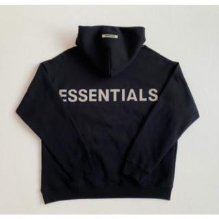 Essential - 新品 Fear Of God Essentials 3M パーカーLサイズ