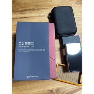 iBasso Audio DX220 特別版 128GB