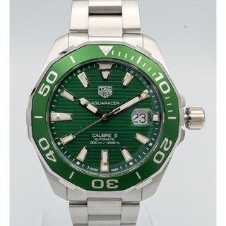 タグホイヤー(TAG Heuer)のタグホイヤーアクアレーサー WAY201S.BA0927 自動巻 メンズ腕時計(腕時計(アナログ))
