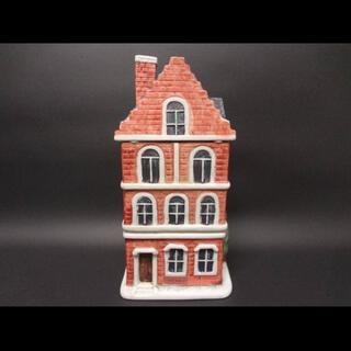 サントリー - サントリー 響 ワールドハウス ボトル オランダ 家型 陶器 未開封