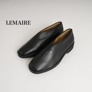 LEMAIRE - LEMAIRE ルメール CHINESE SLIPPERS スリッポン