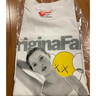 Supreme - supreme original fake ケイトモス kaws tシャツ レア