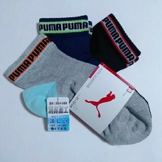 PUMA - 3足セット*PUMA 靴下