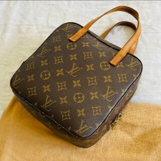 LOUIS VUITTON - LOUIS VUITTON ルイヴィトン モノグラム スポンティーニ 2way