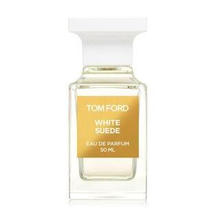 トムフォード(TOM FORD)の新品 トムフォードホワイト スエード オード パルファム サンプル 試供品①(香水(女性用))