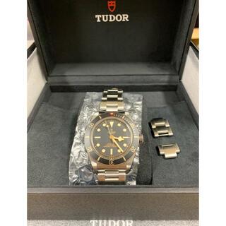 Tudor - TUDOR ブラックベイ58 79030N ステンレスバンド