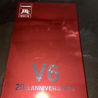 ブイシックス(V6)の V6  FC会員特典20周年記念 オリジナルパスケース 20th(アイドルグッズ)