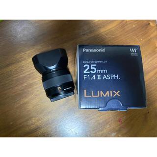 Panasonic - LEICA DG SUMMILUX 25mm/F1.4 II