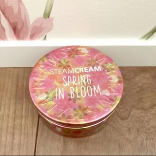 スチームクリーム(STEAM CREAM)のスチームクリーム スプリングインブルーム 全身用保湿クリーム ボディクリーム(ボディクリーム)