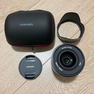 SONY - SAMYANG 35mm f1.8 SONY Eマウント