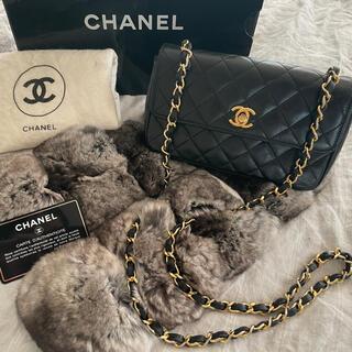 CHANEL - vintage CHANEL ミニマトラッセ チェーンショルダーバッグ