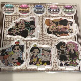 集英社 - 鬼滅の刃 原画展 限定 アクリルminiフィギュアセット 5種セット