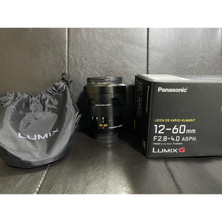 Panasonic - LEICA DG VARIO-ELMARIT 12-60mm / F2.8