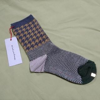mina perhonen - 新品 ●貴重 ●完売品 ミナペルホネン surf  ソックス 靴下