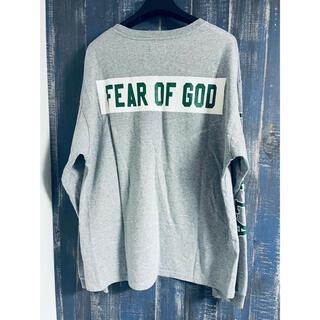 フィアオブゴッド(FEAR OF GOD)のFear of God 1987 Celtics セルティックス NBA FOG(Tシャツ/カットソー(七分/長袖))