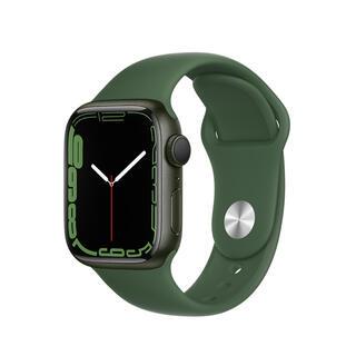 Apple Watch - Apple Watch Series 7 セルラー 41mm グリーン