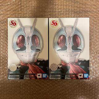 【新品2個】S.H.フィギュアーツ 真骨彫製法 仮面ライダー新1号 50th