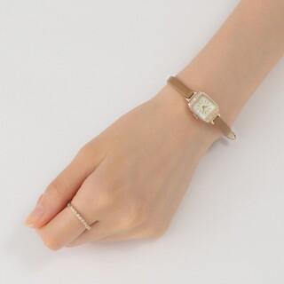 agete - agete K10 腕時計