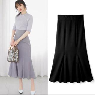 GRL - グレイル マーメイドスカート ブラック Sサイズ