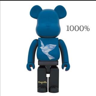 BE@RBRICK René Magritte  1000% まぼろしのパレード