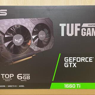 ASUS - GTX1660Ti ASUS
