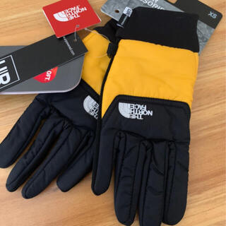 THE NORTH FACE - THE NORTH FACE ヌプシ イーチップ グローブ XS