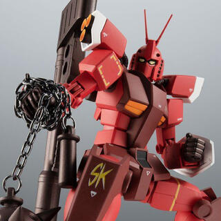 BANDAI - ROBOT魂 <SIDE MS> パーフェクトガンダムIII レッドウォーリア