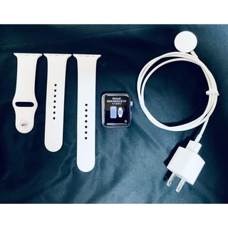 アップルウォッチ(Apple Watch)のApple Watch Series 2  GPSステンレススチール 42 mm(その他)