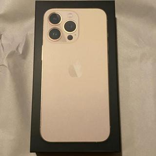 Apple - iPhone 13 PRO 256GB ゴールド