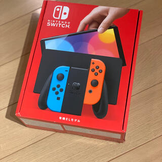 Nintendo Switch - Nintendo Switch 有機EL ネオン