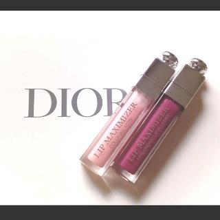 クリスチャンディオール(Christian Dior)のディオールアディクトリップマキシマイザーセット(リップグロス)