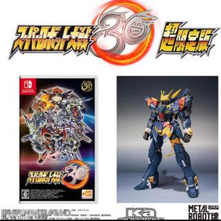 バンダイ(BANDAI)の【Switch】スーパーロボット大戦30 超限定版 ヒュッケバイン30 同梱(家庭用ゲームソフト)