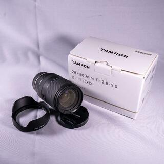 TAMRON - TAMRON 28-200mmF/2.8-5.6 Di Ⅲ RXD A071