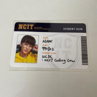 NCT127 マーク sticker MD NCIT