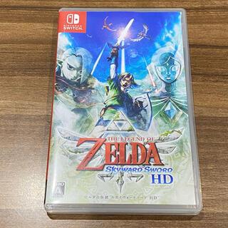 Nintendo Switch - ゼルダの伝説 スカイウォードソード HD