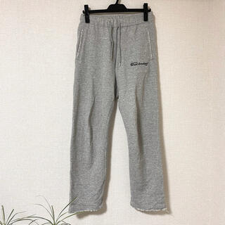DAIRIKU 21ss sweater pants concrete