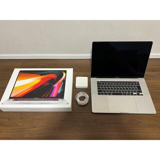 Apple - 【未使用に近い】MacBook Pro 16インチ i9/1T MVVM2J/A
